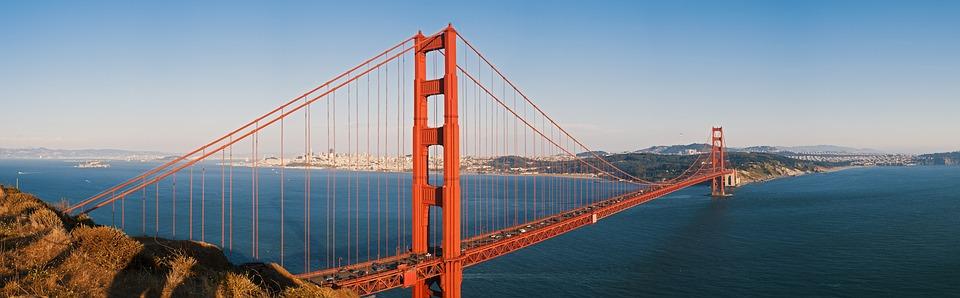 Kalifornie most