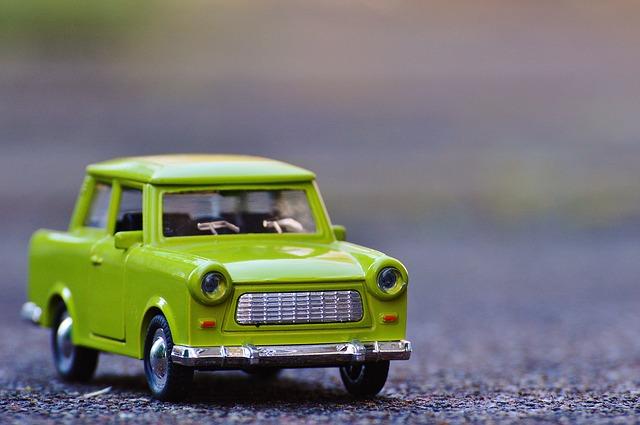 model auta