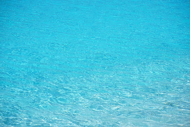 výsledek dobré péče o bazén